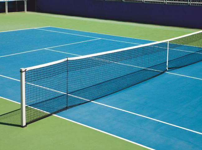 Sundek Sports Systems  U2013- Tennis Court Construction