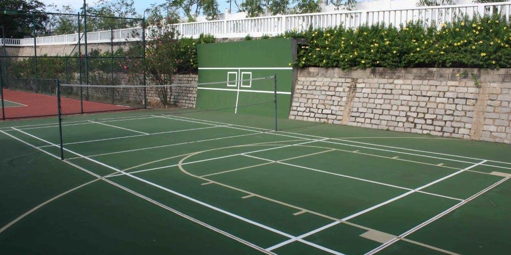 badmintoncourt