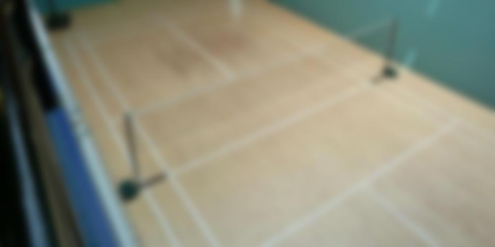 badminton-blur